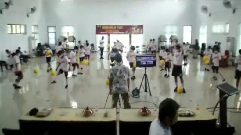 Jelang Piala Dunia U20, Kemenpora Gelar Kompetisi Juggling di Kabupaten Ciamis