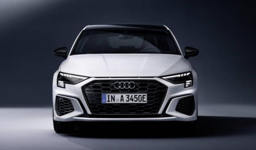 Audi Luncurkan Mobil Listrik Hybrid A3 Sportback 45 TFSI e