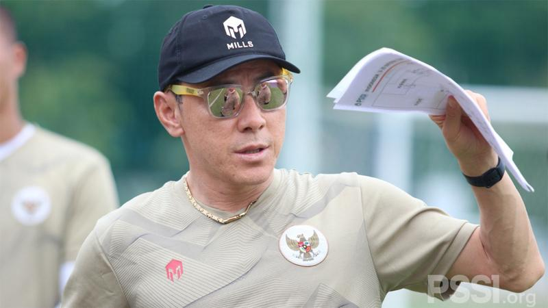 Shin Tae-yong Panggil 36 Pemain untuk TC SEA Games 2021, Ada Striker Liga Eropa