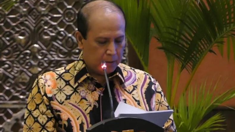 Kepala BNPT: Pelaku Bom Bunuh Diri Makassar Belajar Online