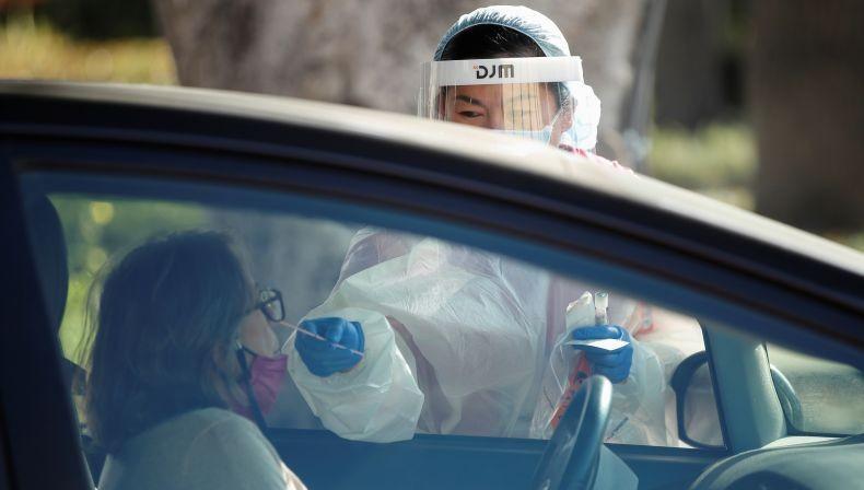 California Babak Belur Hadapi Covid-19, Pejabat: Virus Kini Ada di Setiap Tempat