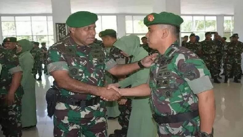 Wakasad Letjen TNI Herman Asaribab Wafat di RSPAD