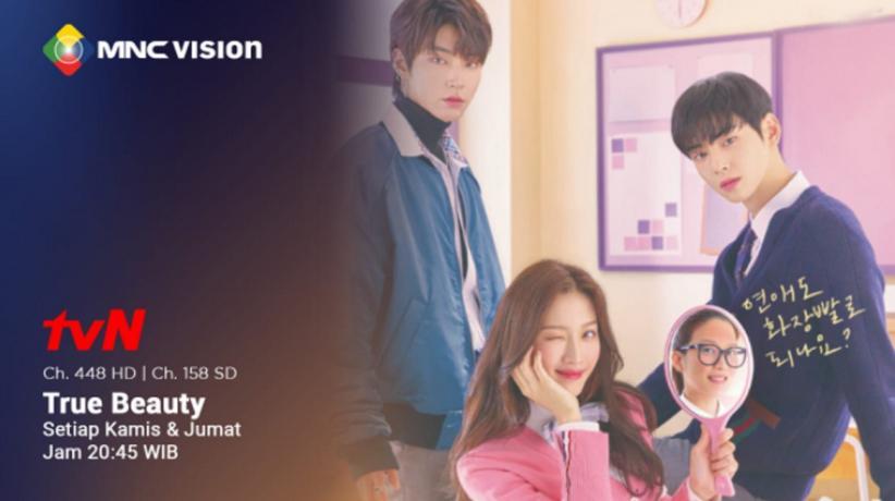 True Beauty, Drama Korea Terbaru yang Ramai Ditunggu, Ikuti Hanya di MNC Vision Kamis-Jumat Pukul 20.45!