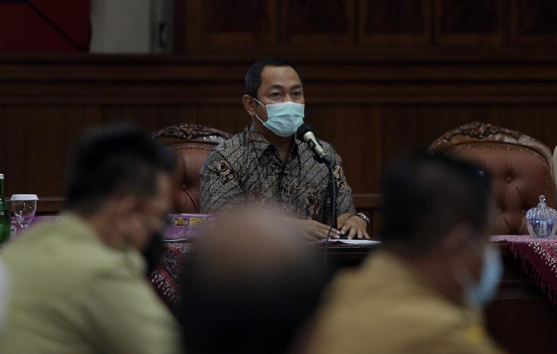 Sepekan PPKM di Semarang, 115 Tempat Usaha Disegel