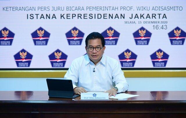Satgas Tegaskan Presiden Jokowi Divaksin Covid Usai Izin BPOM Keluar