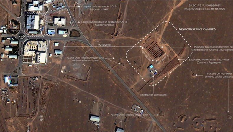 Iran Mungkin Tingkatkan Pengayaan Uranium Jadi 60 Persen, AS Sebut Ancaman