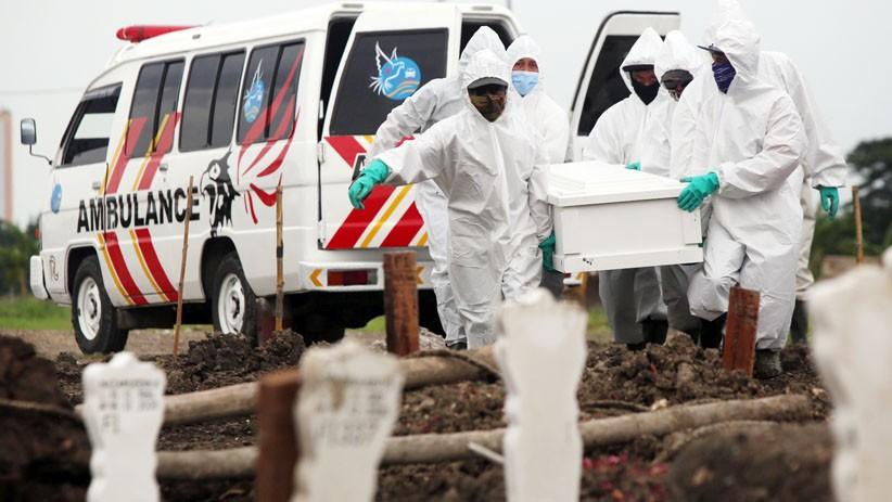 Kasus Kematian Pasien Covid-19 di Sumut Nyaris Tembus 1.000 Orang
