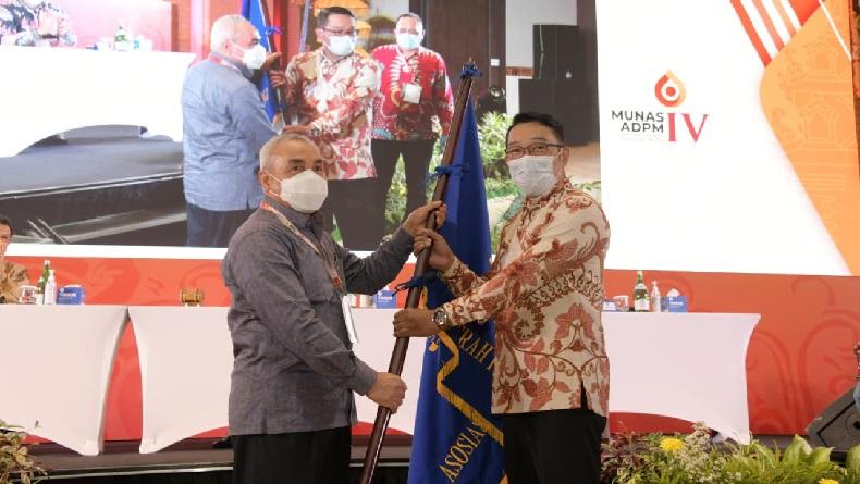 Ridwan Kamil Pimpin ADPM, Siap Optimalkan Peran BUMD Provinsi Penghasil Migas