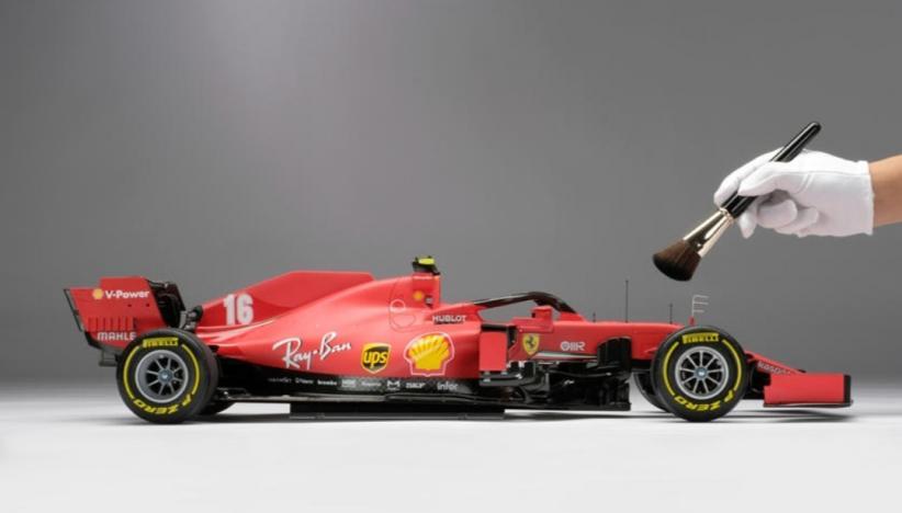 Replika Mobil F1 Ferrari Ini Dijual Seharga Rp128 Juta, Dibuat Hanya 50 Unit