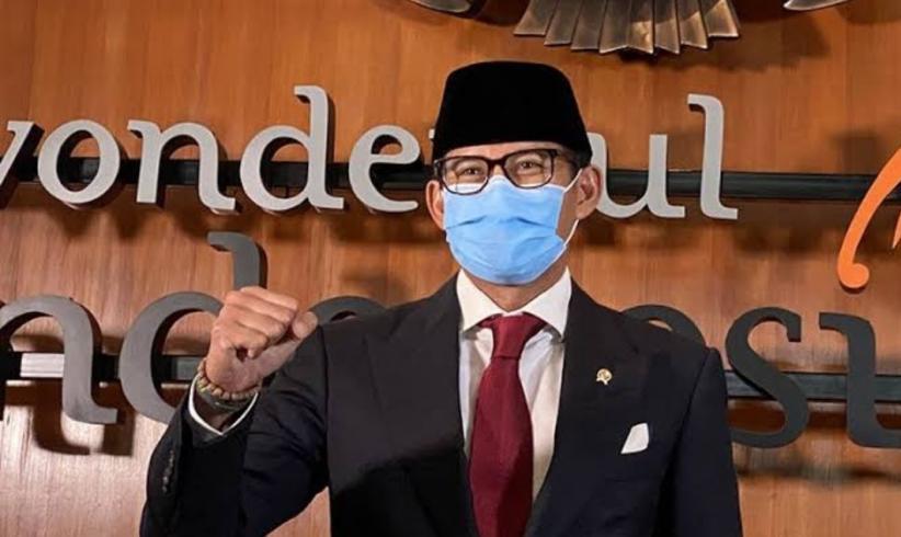 Menparekraf Sandiaga Bertemu Gubernur Bali Bahas Pemulihan Pariwisata
