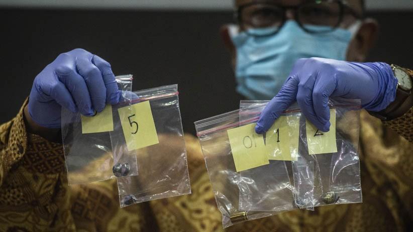 Komnas HAM Temukan Proyektil Peluru hingga Pecahan Ban di TKP Penembakan 6 Laskar FPI