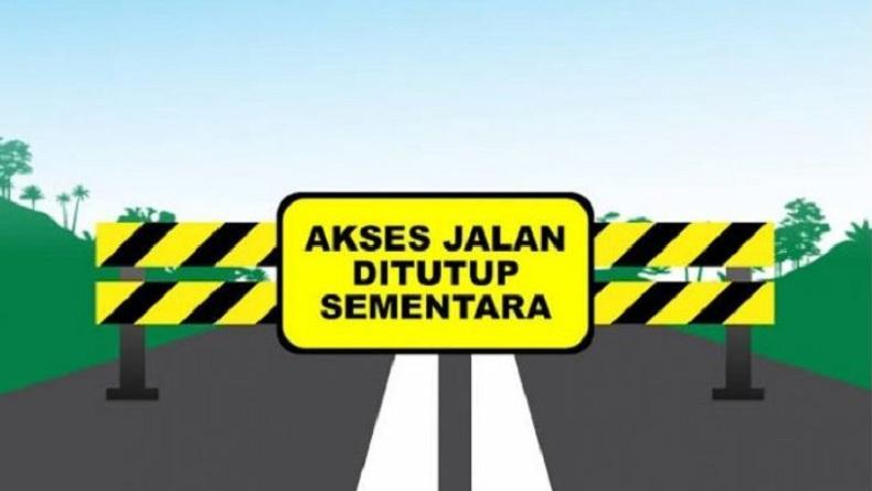 32 Ruas Jalan di Medan Ditutup di Malam Hari Raya Idul Fitri, Ini Rinciannya