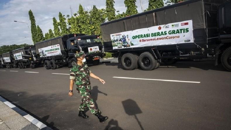 Personel TNI Siap Dikerahkan untuk Dukung PSBB Corona di Jakarta