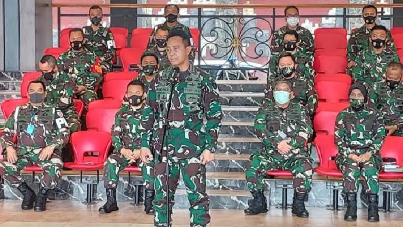 Profil Kolonel CPM Yogaswara, Ketua Tim Penyidik Kasus Penyerangan Mapolsek Ciracas