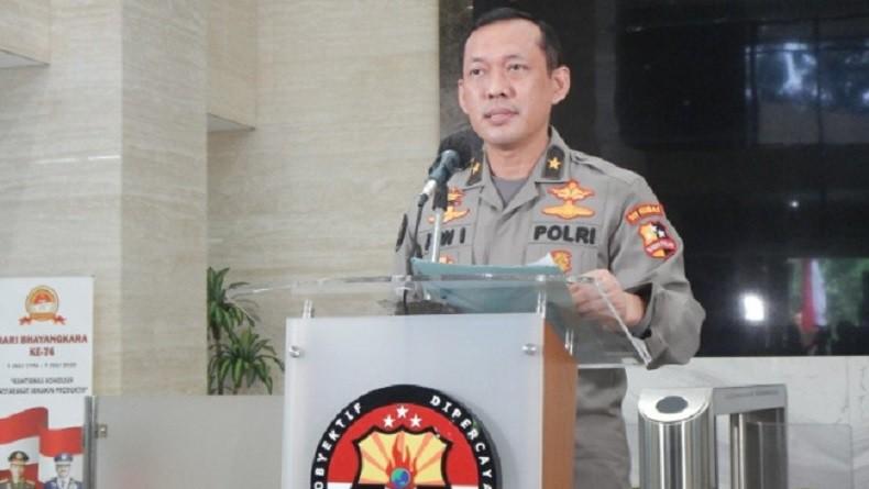 Ini Peran 4 Terduga Teroris yang Ditangkap Densus 88 di Bekasi