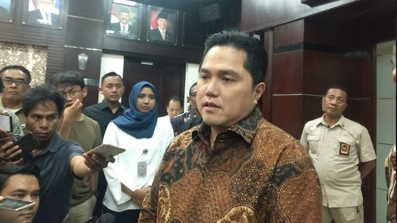 Erick Thohir Tunggu Aturan untuk Merger atau Tutup BUMN Tak Jelas
