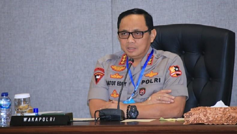 Wakapolri Ingatkan Polisi Serius Bantu Pemda Cegah Covid-19