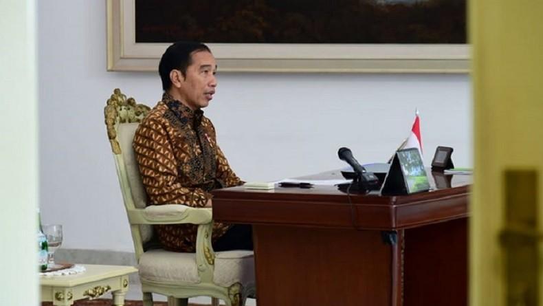 Wacana Pelonggaran PSBB, Begini Kata Presiden Jokowi