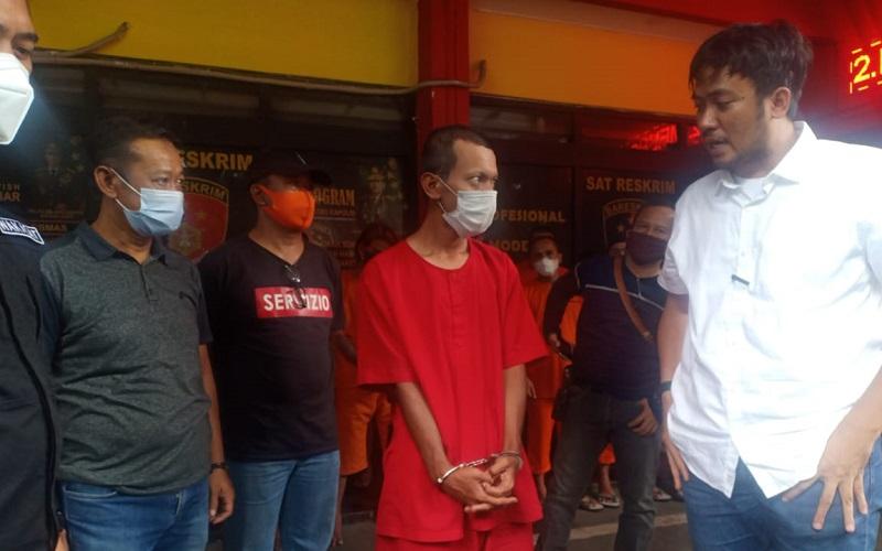 Pria asal Subang Ini Meringkuk di Sel Tahanan Gegara Gadaikan 5 Mobil Teman