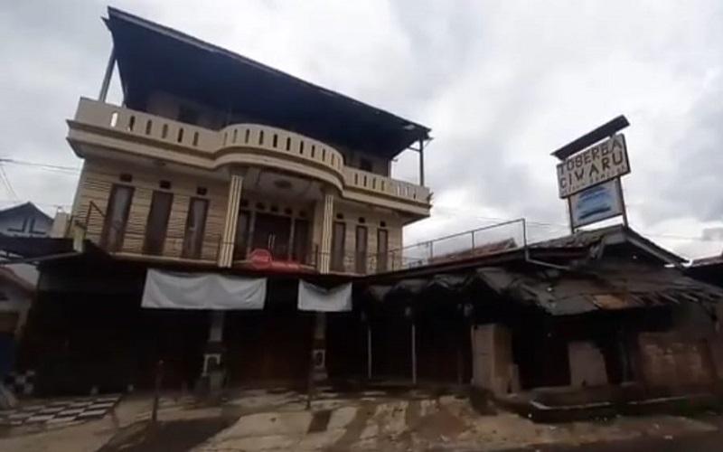 Pascapelaku Parodi Indonesia Raya Ditangkap, Rumah MDF di Cianjur Tertutup Rapat