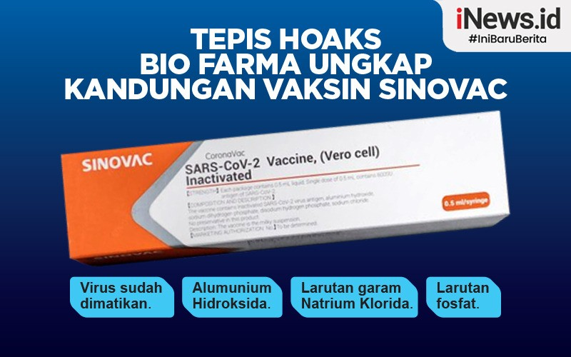 Jawa Barat Digempur Hoaks Vaksinasi Covid-19, Warga Diimbau Tak Mudah Percaya