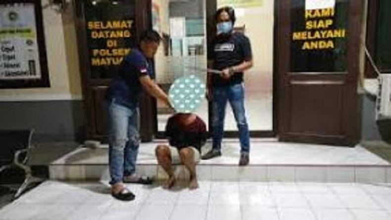 Tegur Orang Mabuk, Pemuda di Bitung Dilempar Parang hingga Terluka