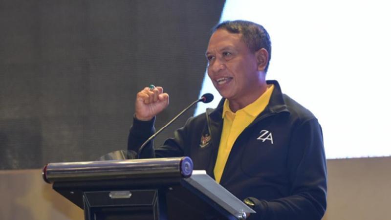 Menpora Targetkan Indonesia Tembus 10 Besar pada Olimpiade 2032