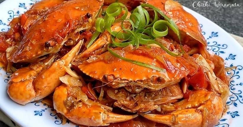 5 Resep Kepiting Asam Manis Paling Lezat dan Tidak Bau Amis