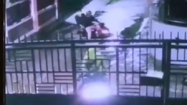 Begal Sadis Ibu Rumah Tangga di Makassar Ditembak Polisi
