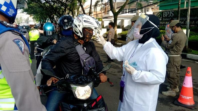 Hari Ini, 20 Daerah di Jawa Barat Mulai Menerapkan PSBB Proporsional