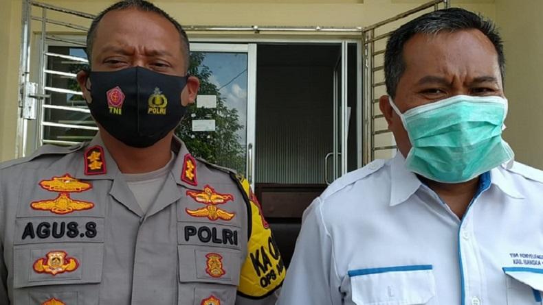 Wakil Bupati Bangka Selatan Riza Herdavid Sembuh dari Covid-19