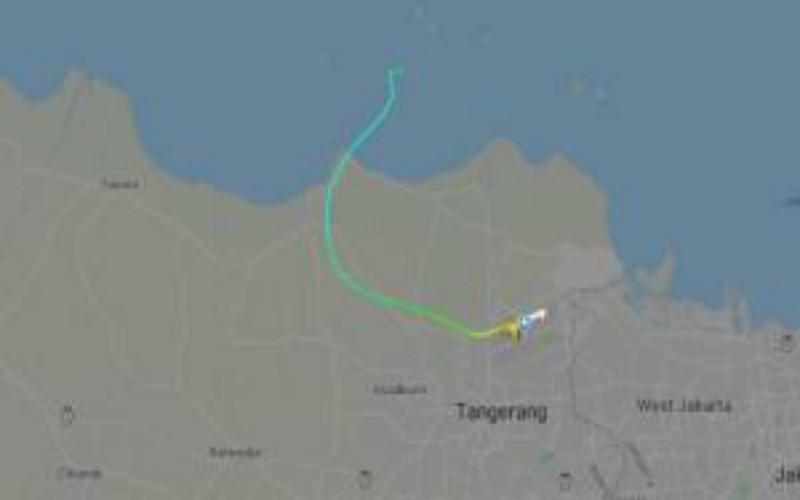 Basarnas: Kemungkinan Pesawat Sriwijaya Air Jatuh di ...