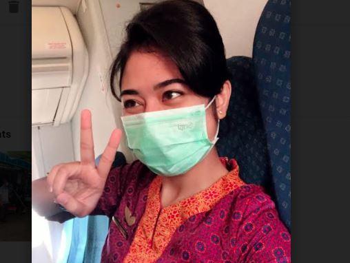 Pramugari Sriwijaya Air Mia Tresetyani Sempat Ingin Cuti Pulang ke Bali