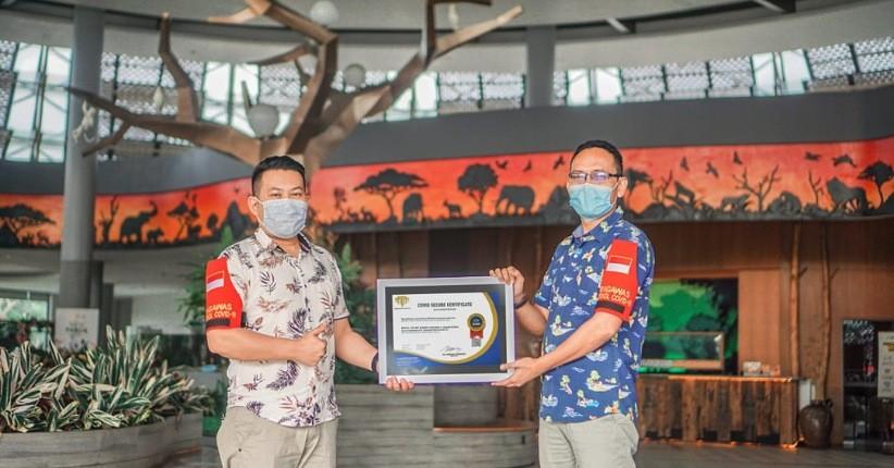 Royal Safari Garden Miliki Covid-19 Secure Certificate, Wisatawan Bisa Liburan dengan Aman