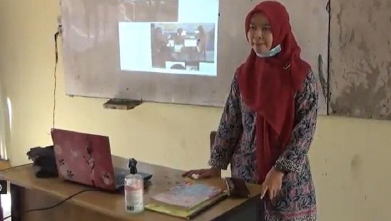 Miris, Guru Honorer di Aceh Selatan Ini Hanya Dibayar Rp15.000 per Jam Mengajar