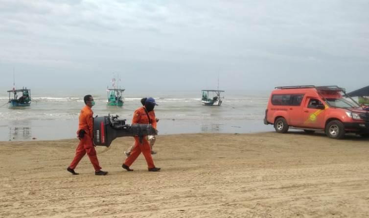 Pencarian Nelayan Pati Terjebur ke Laut Diperluas Hingga Perairan Rembang