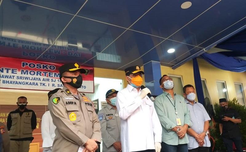 2 Jasad Penumpang Sriwijaya Air Teridentifikasi: Agus Minarni Warga Kalbar dan Indah
