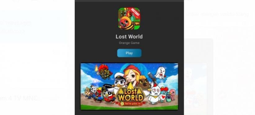 Game Gratis yang Tidak Menguras Memori Smartphone Kalian, RCTI+ Solusinya!