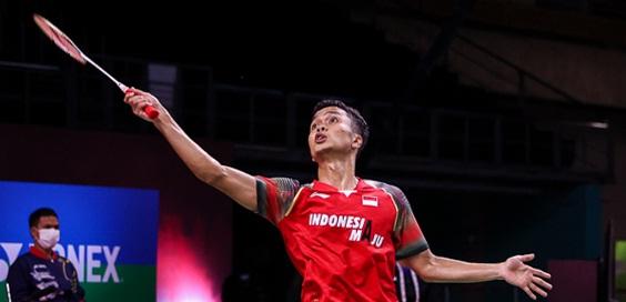 Hasil Lengkap Thailand Open 2021: Anthony Ginting Angkat Koper, 3 Wakil Indonesia Tembus Perempat Final