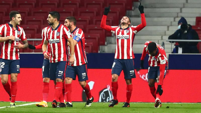 Kalahkan Sevilla, Atletico Madrid Semakin Mantap di Puncak Klasemen Liga Spanyol