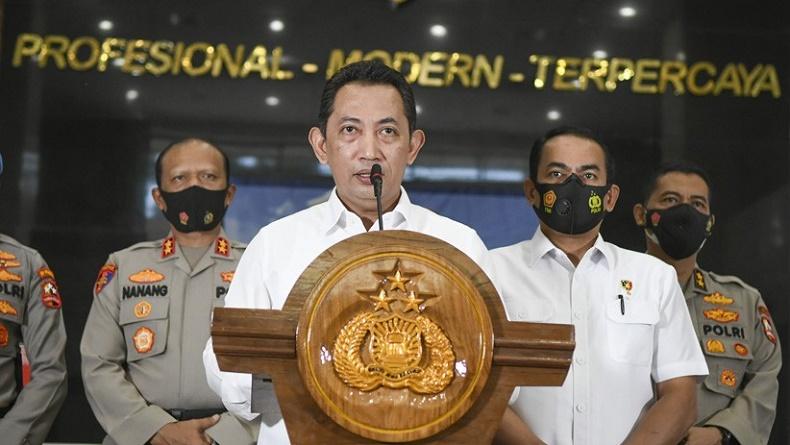 Komjen Listyo Sigit Prabowo Dipilih Jokowi sebagai Calon Kapolri
