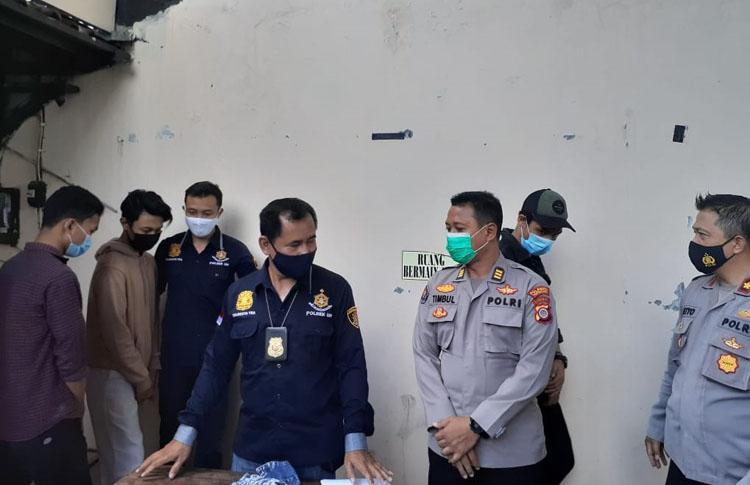 Sekelompok Pemuda di Yogyakarta Diamankan Polisi karena Rusak Motor Warga