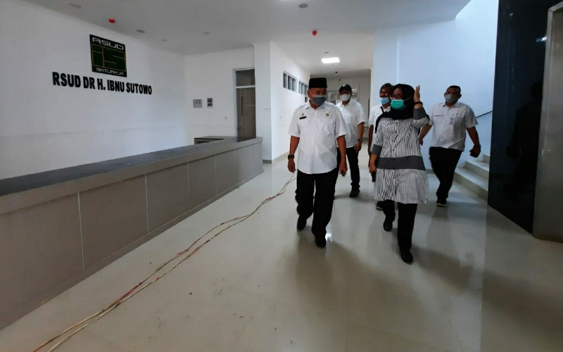 Telan Dana Rp58 Miliar, Gedung Baru RSUD Ibnu Sutowo Baturaja Segera Difungsikan