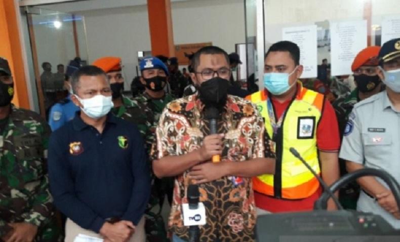 1 Korban Sriwijaya Air Teridentifikasi Atas Nama Khasanah Warga Kalbar