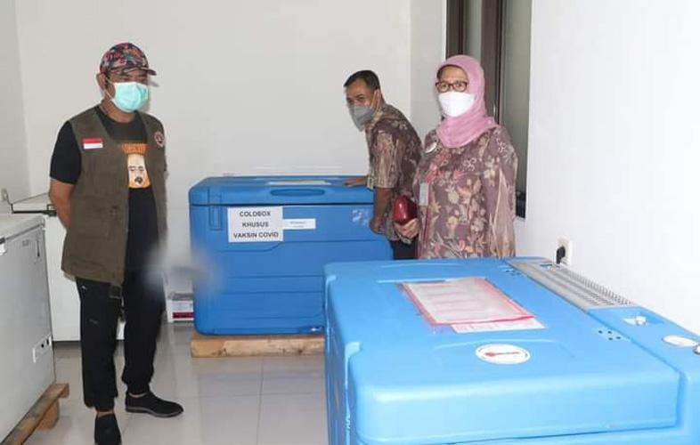 Terima 10.609 Vaksin, Wali Kota Solo: Masih Kurang 11 Dosis
