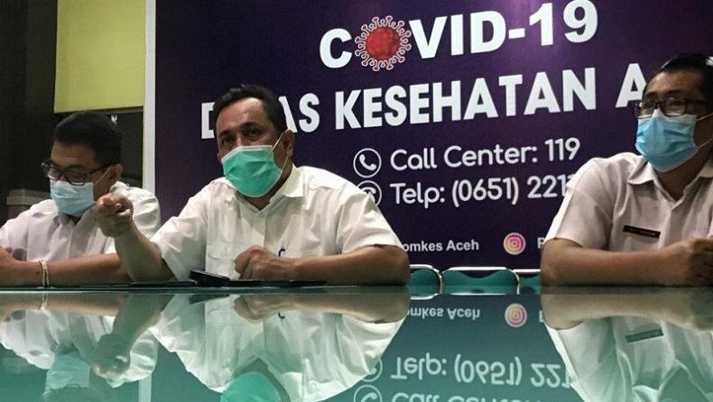 Vaksinasi Covid-19 di Aceh Digelar 15 Januari, Gubernur Jadi Orang Pertama Disuntik