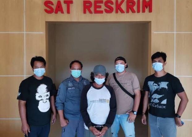 Bejat! Ayah di Seruyan Puluhan Kali Cabuli Anak Kandung Selama 4 Tahun