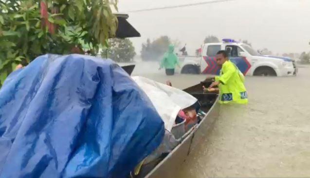 BMKG Ingatkan Warga Kalsel Waspadai Potensi Curah Hujan Tinggi dan Ancaman Banjir