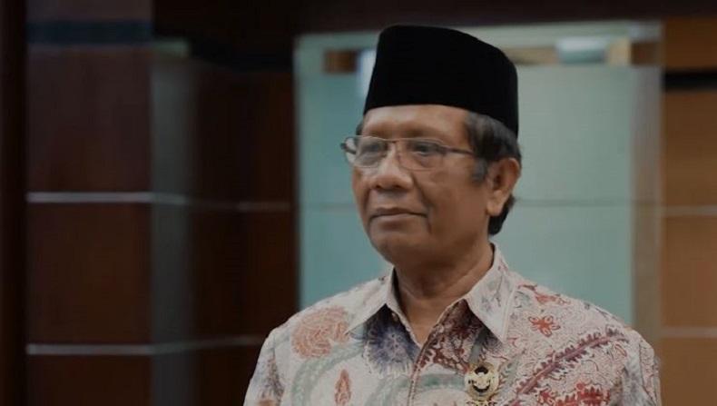 Mahfud MD: Pemerintah Tidak Akan Proses Hukum Din Syamsuddin