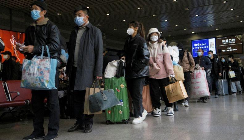 Kasus Covid-19 di China Cetak Rekor Lagi, Pemerintah Batasi Perjalanan Jelang Imlek